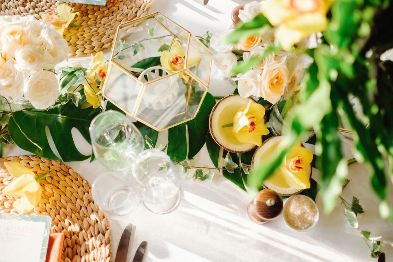 Matt & Renee: Intimate Bali Wedding Vow Renewal 40
