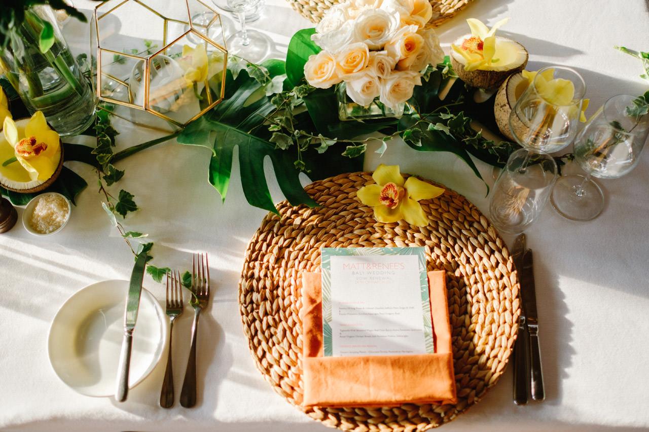 Matt & Renee: Intimate Bali Wedding Vow Renewal 41