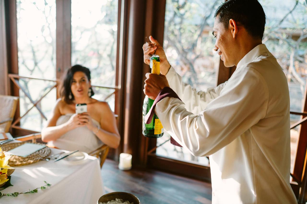 Matt & Renee: Intimate Bali Wedding Vow Renewal 44