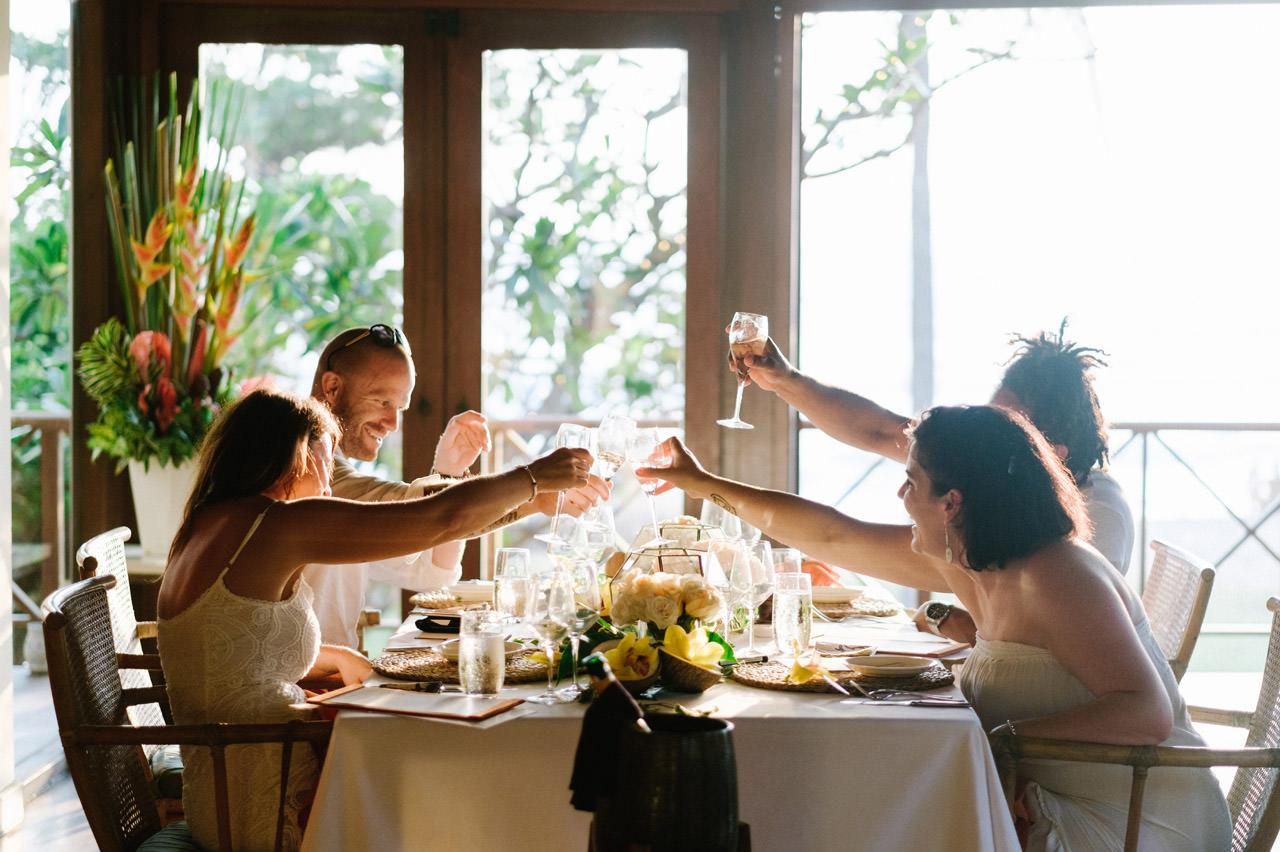 Matt & Renee: Intimate Bali Wedding Vow Renewal 48