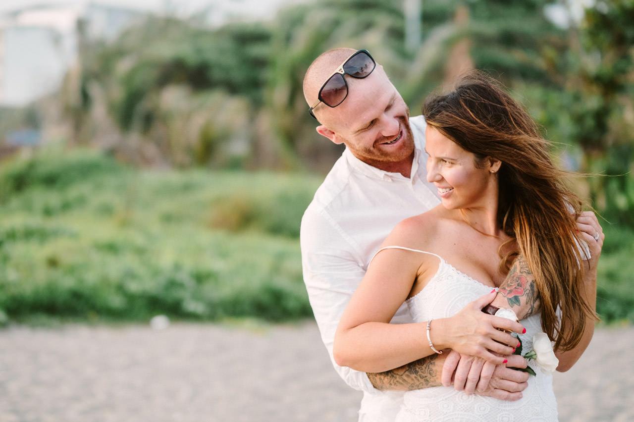 Matt & Renee: Intimate Bali Wedding Vow Renewal 58