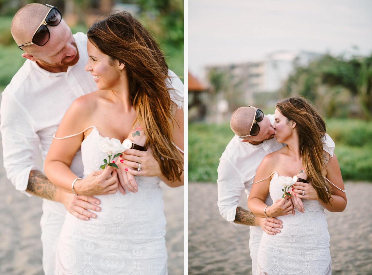 Matt & Renee: Intimate Bali Wedding Vow Renewal 60