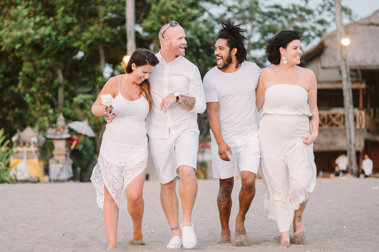 Matt & Renee: Intimate Bali Wedding Vow Renewal 62