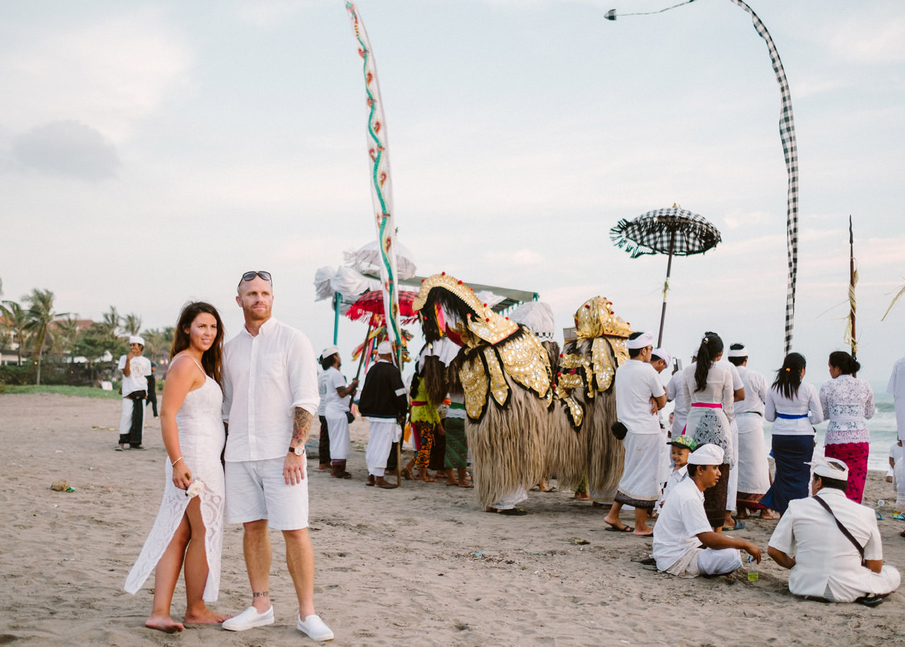 Matt & Renee: Intimate Bali Wedding Vow Renewal 64