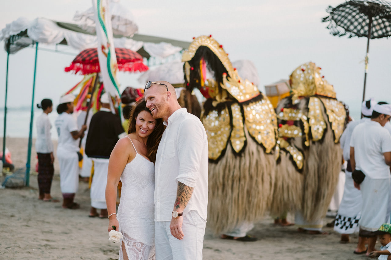 Matt & Renee: Intimate Bali Wedding Vow Renewal 65