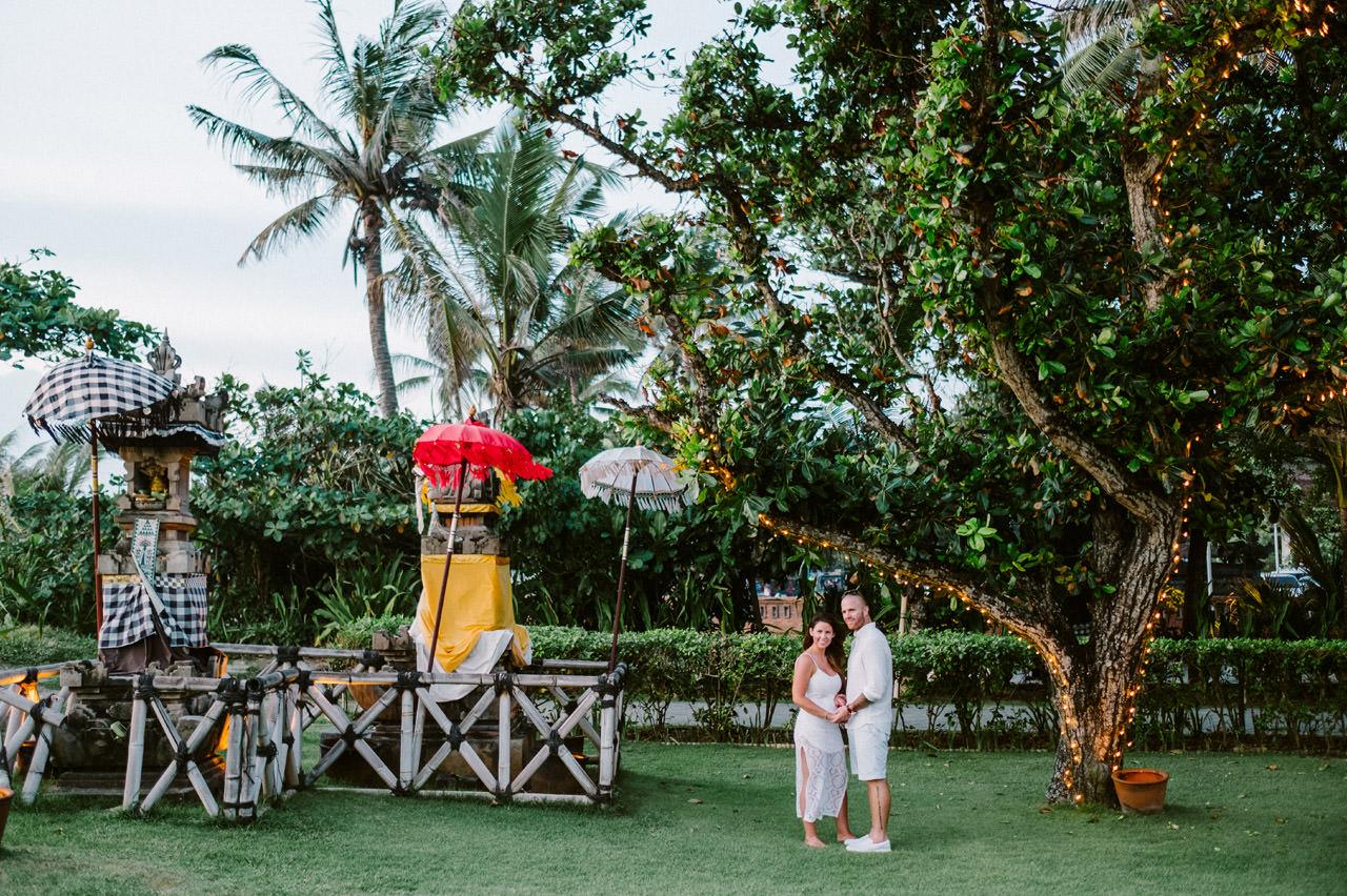 Matt & Renee: Intimate Bali Wedding Vow Renewal 68