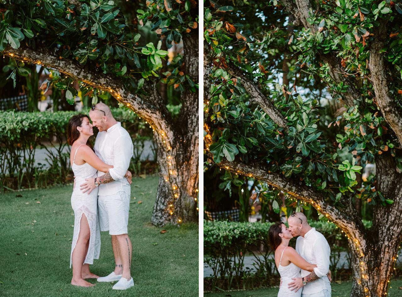 Matt & Renee: Intimate Bali Wedding Vow Renewal 69