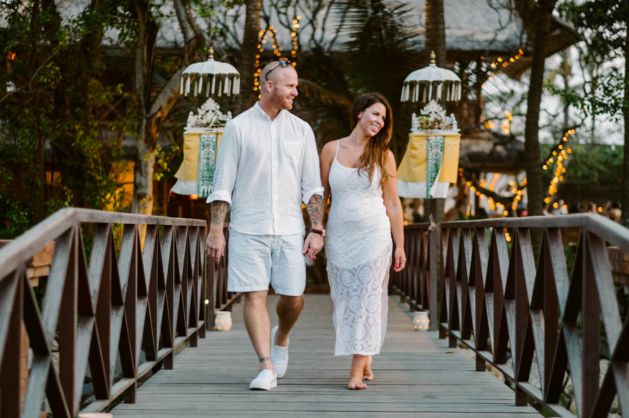 Matt & Renee: Intimate Bali Wedding Vow Renewal 70