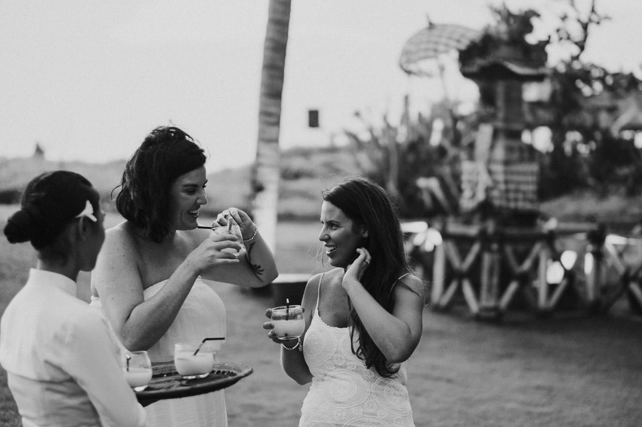 Matt & Renee: Intimate Bali Wedding Vow Renewal 71