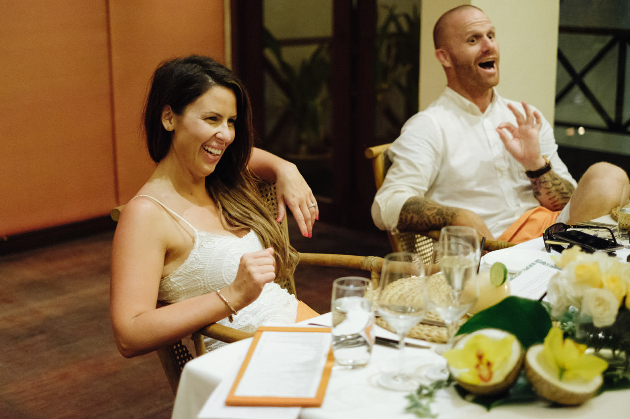 Matt & Renee: Intimate Bali Wedding Vow Renewal 76