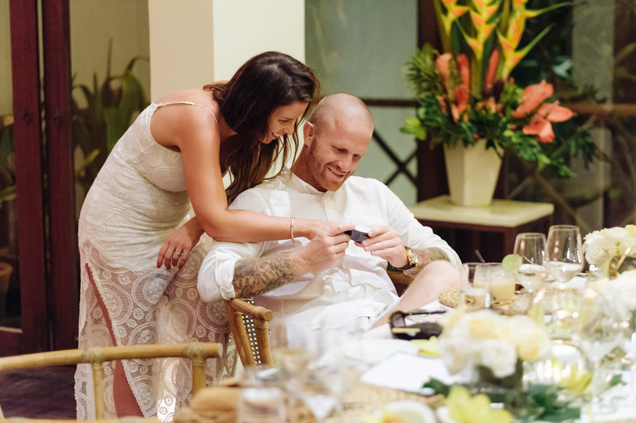 Matt & Renee: Intimate Bali Wedding Vow Renewal 79