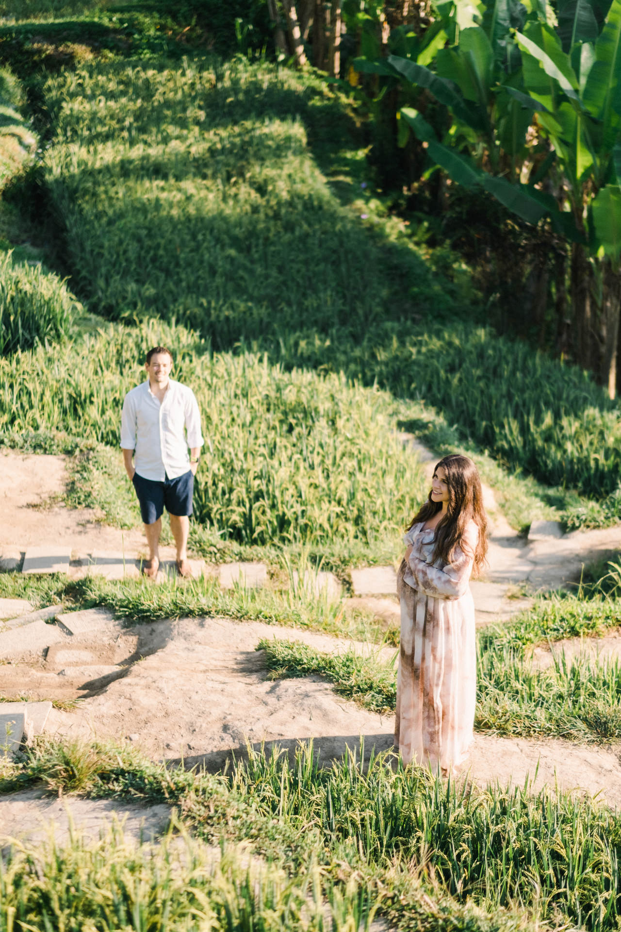 R&M: Sunrise Ubud Bali Maternity Photography7