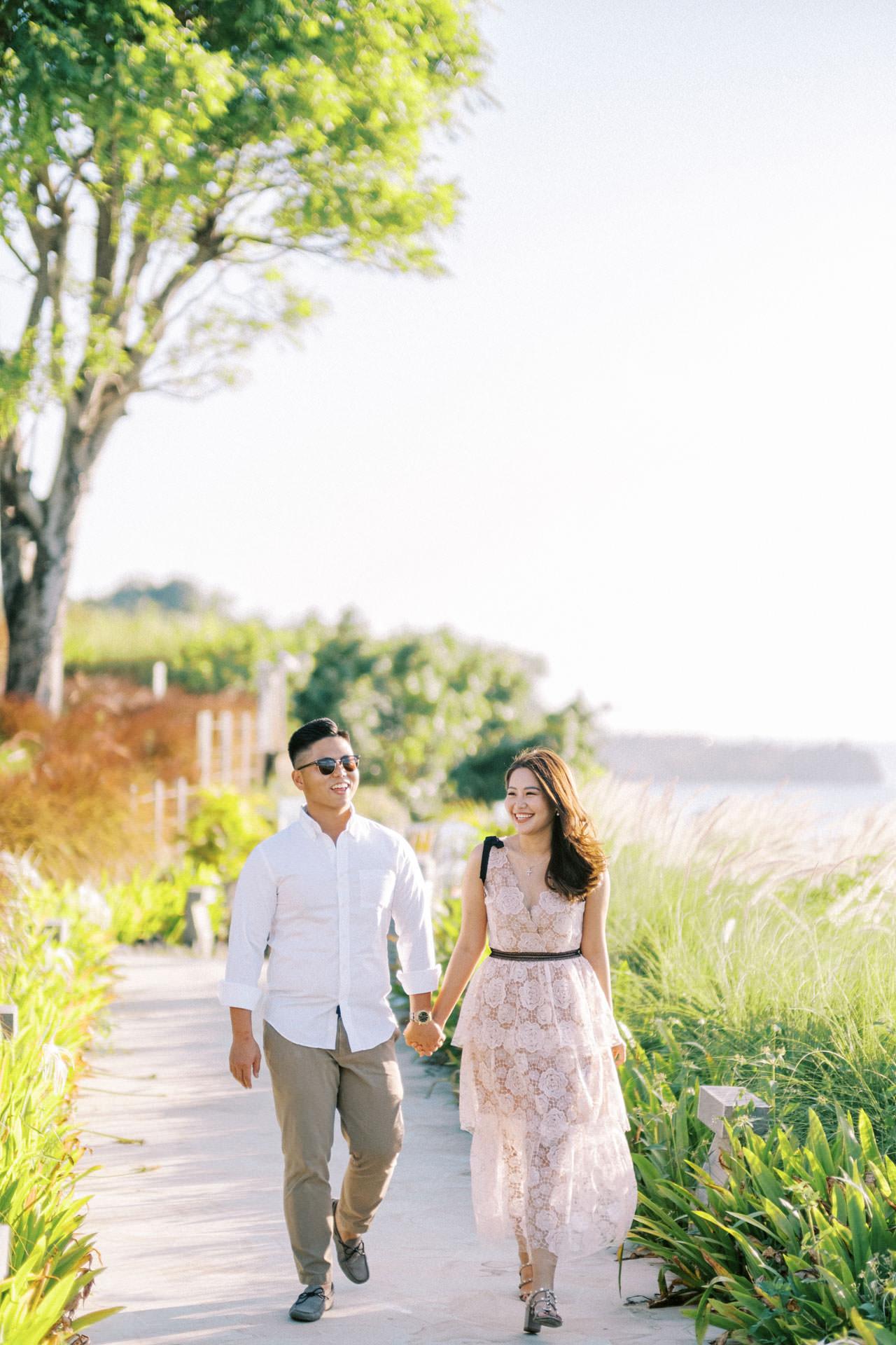 Dreamy Ayana Resort Surprise Proposal 1