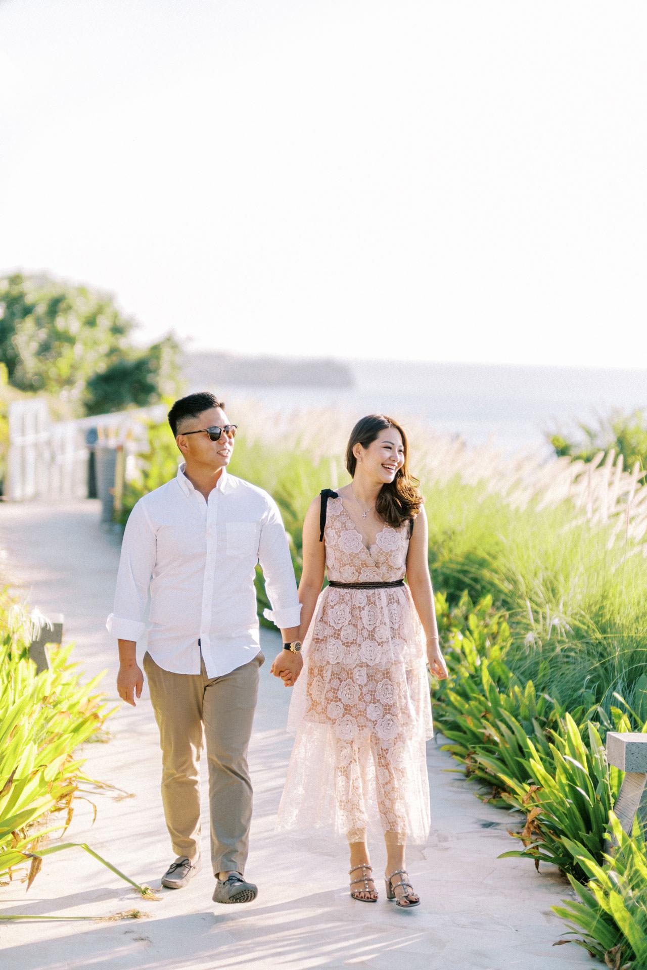 Dreamy Ayana Resort Surprise Proposal 2