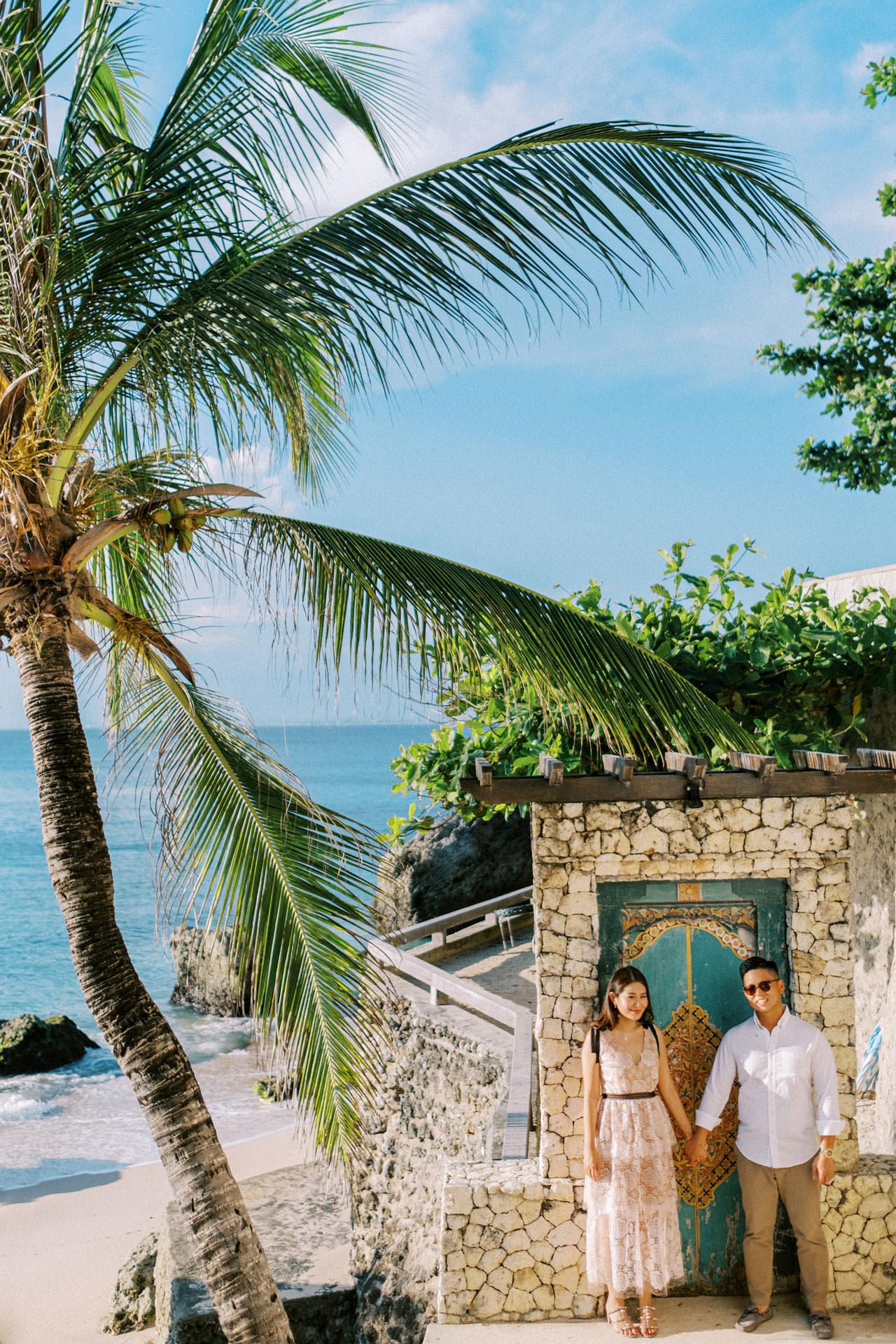 Dreamy Ayana Resort Surprise Proposal 4