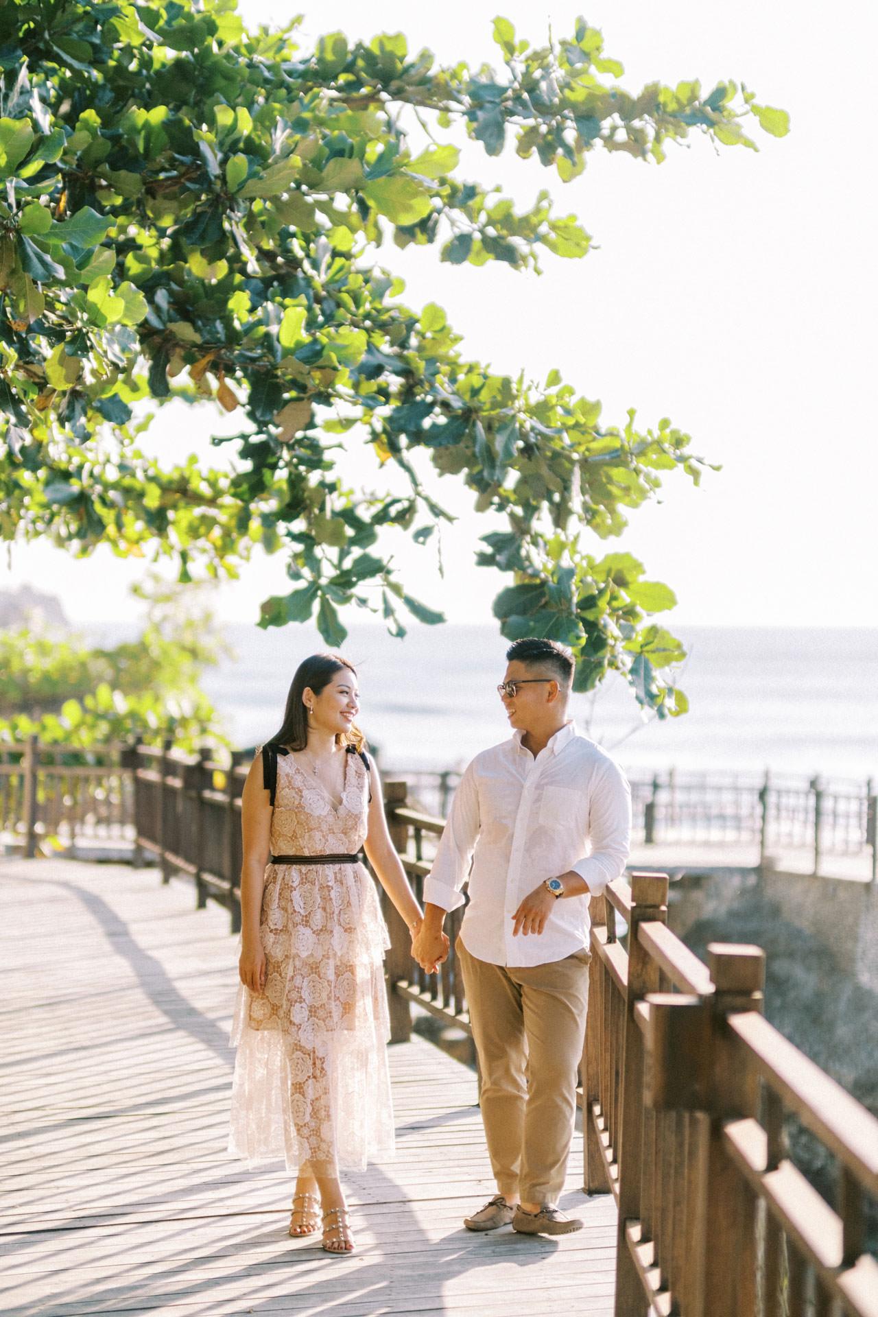 Dreamy Ayana Resort Surprise Proposal 5