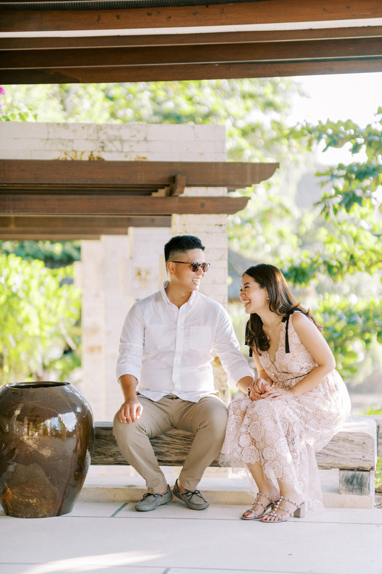Dreamy Ayana Resort Surprise Proposal 6