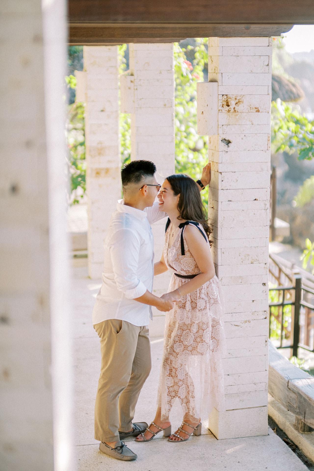 Dreamy Ayana Resort Surprise Proposal 9