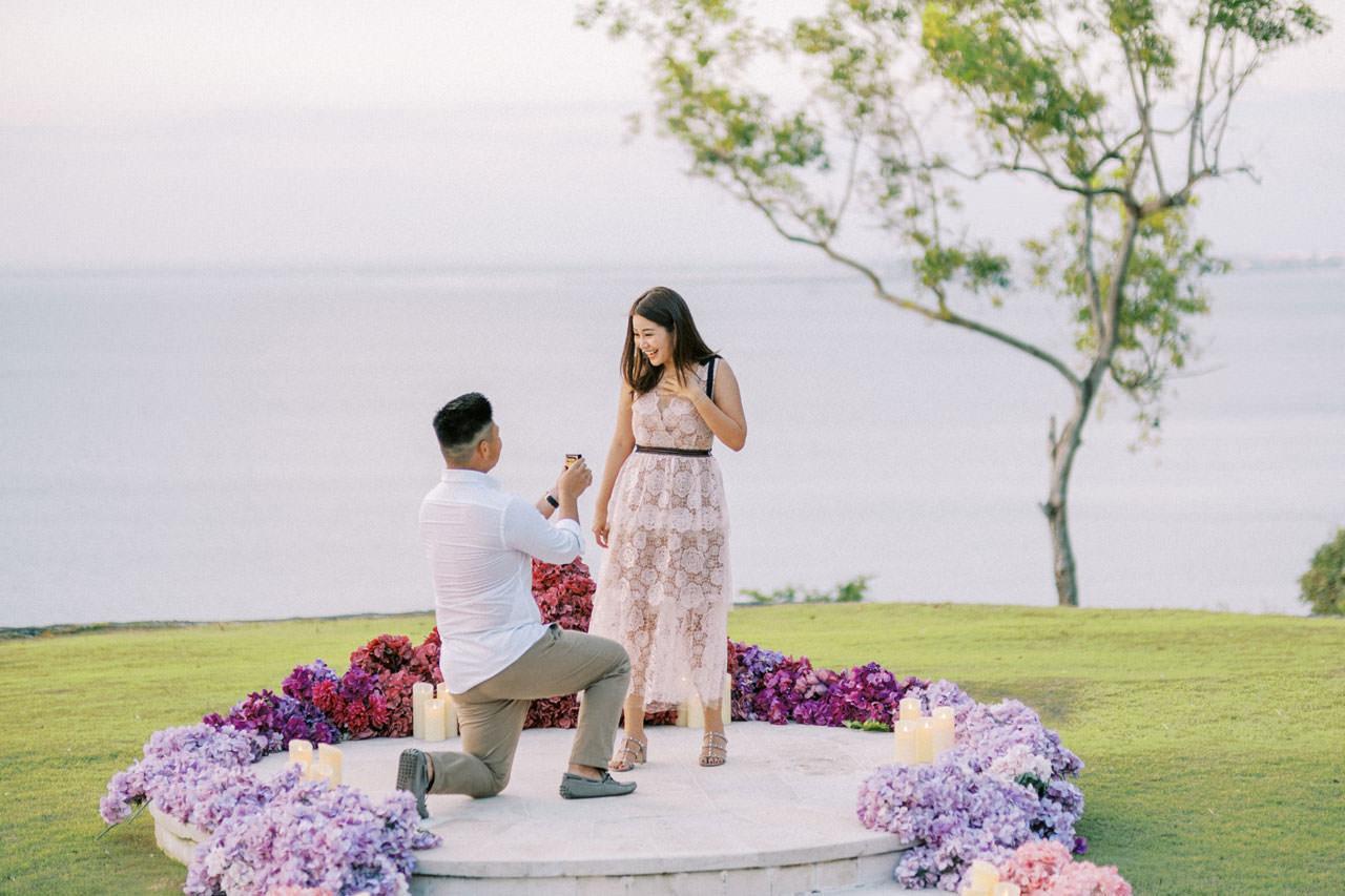 Dreamy Ayana Resort Surprise Proposal 19