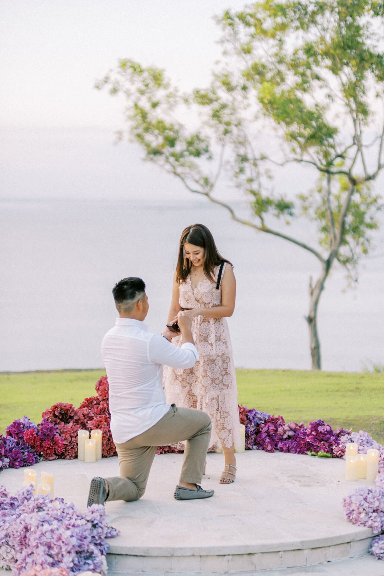 Dreamy Ayana Resort Surprise Proposal 20