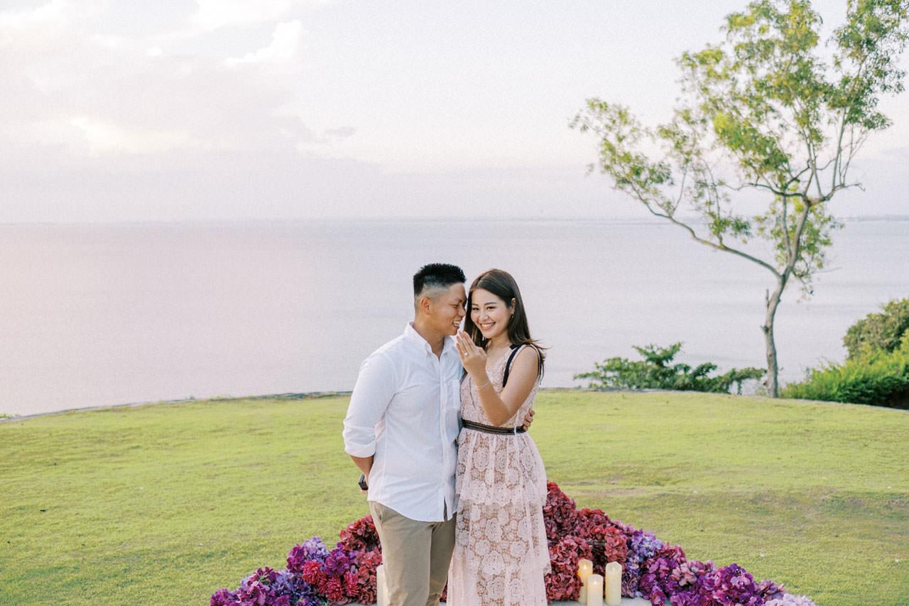 Dreamy Ayana Resort Surprise Proposal 22