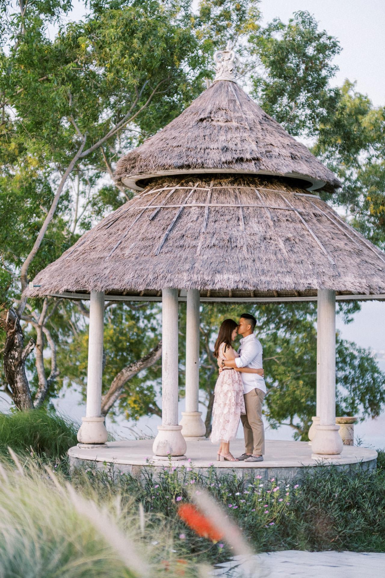 Dreamy Ayana Resort Surprise Proposal 28