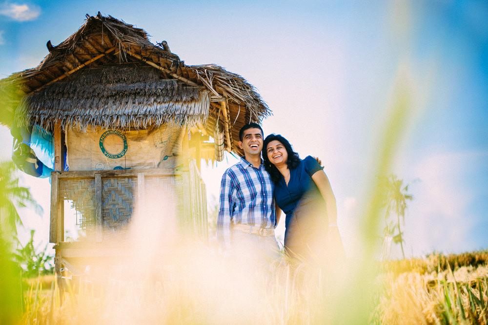 Sonia & Angkur Bali Ricefield 4