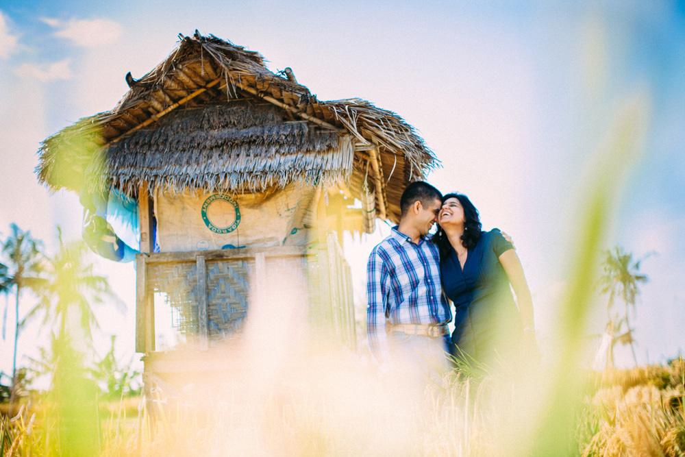 Sonia & Angkur Bali Ricefield 5