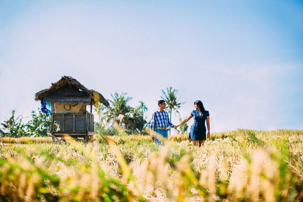 Sonia & Angkur Bali Ricefield 6