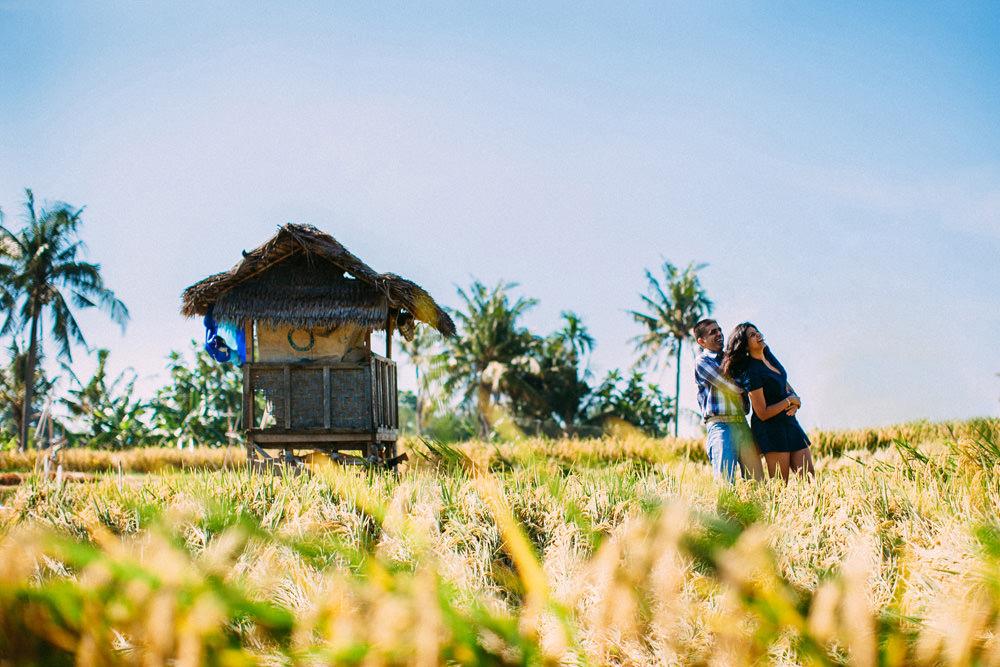 Sonia & Angkur Bali Ricefield 7