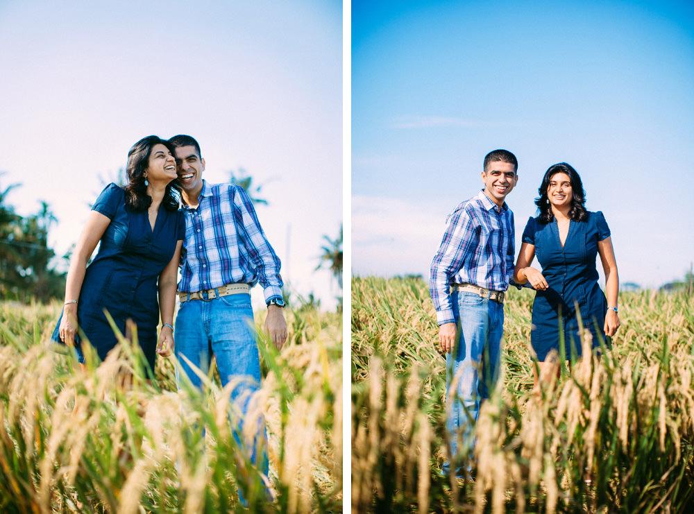 Sonia & Angkur Bali Ricefield 8