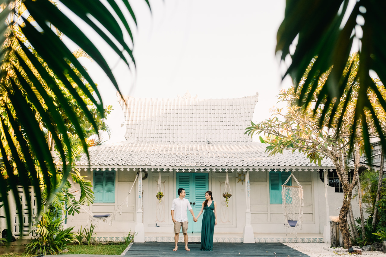 S&A: Intimate At Home Engagement Session 15