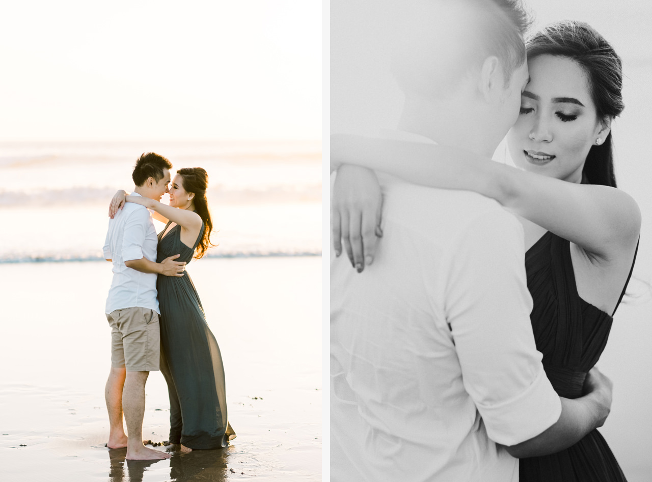 S&A: Intimate At Home Engagement Session 20