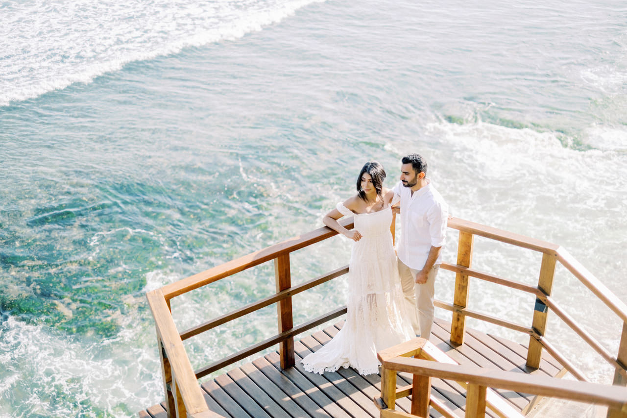 S&A: Bvlgari Resort Bali Honeymoon Photography 1