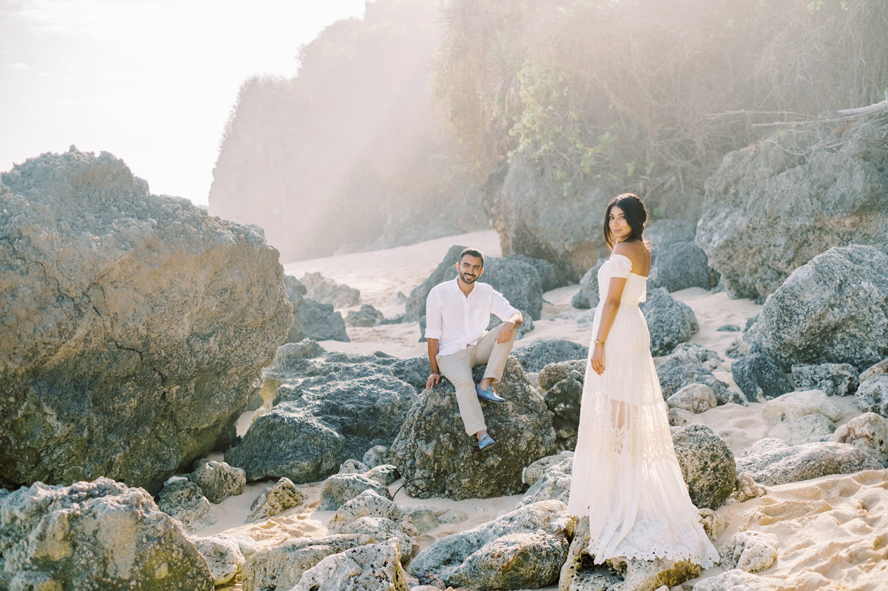 S&A: Bvlgari Resort Bali Honeymoon Photography 3