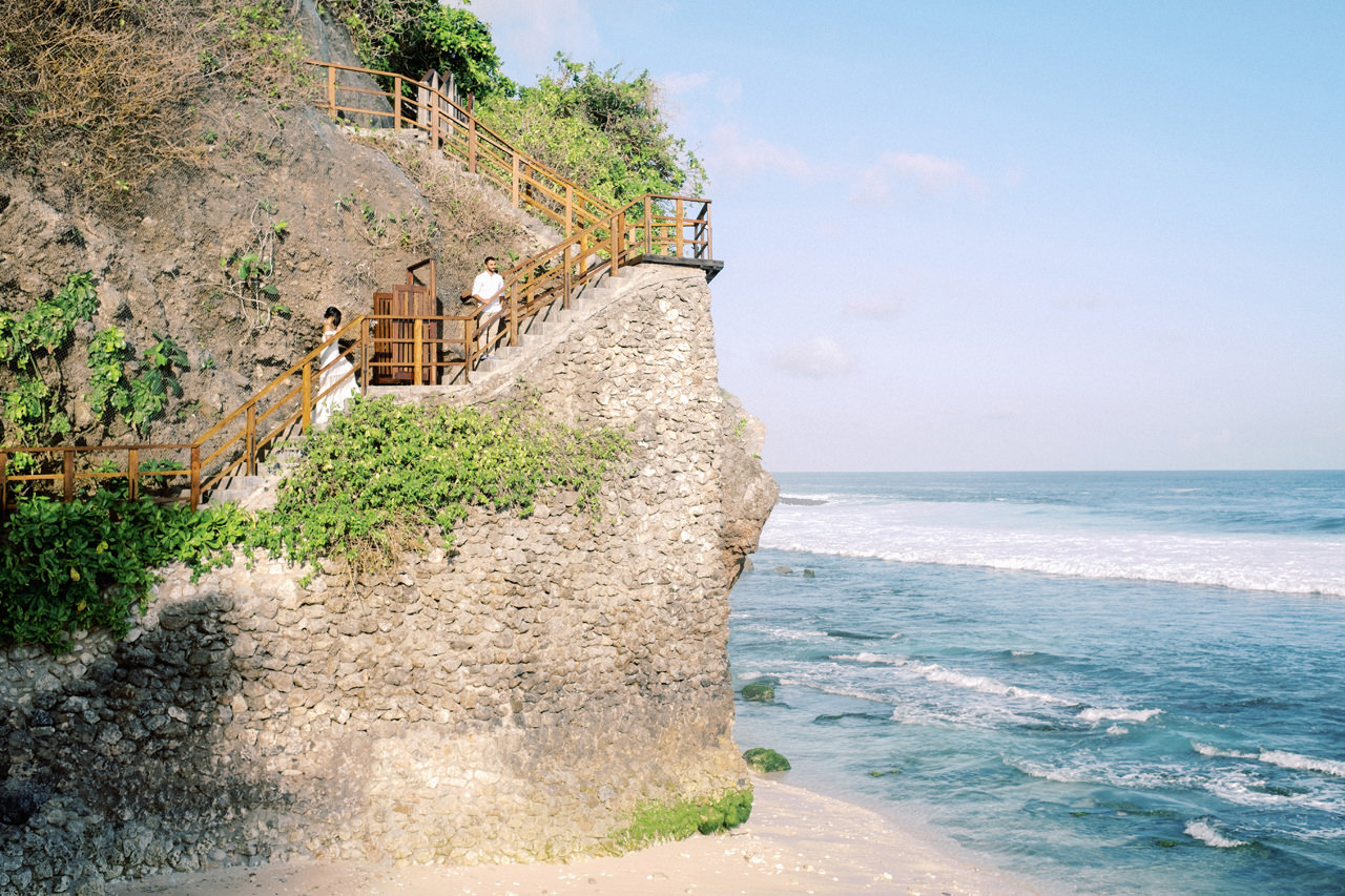 S&A: Bvlgari Resort Bali Honeymoon Photography 5