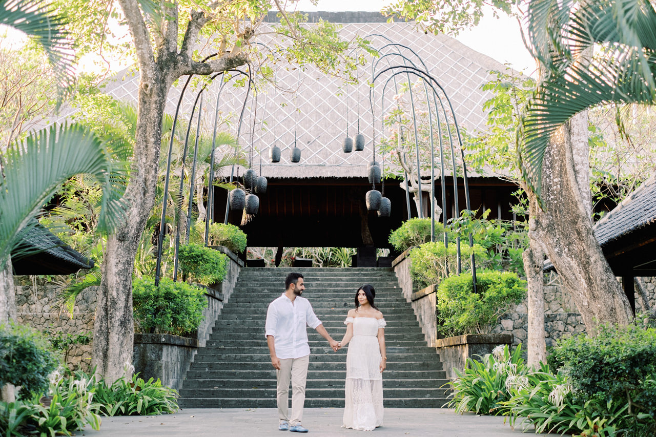 S&A: Bvlgari Resort Bali Honeymoon Photography 9