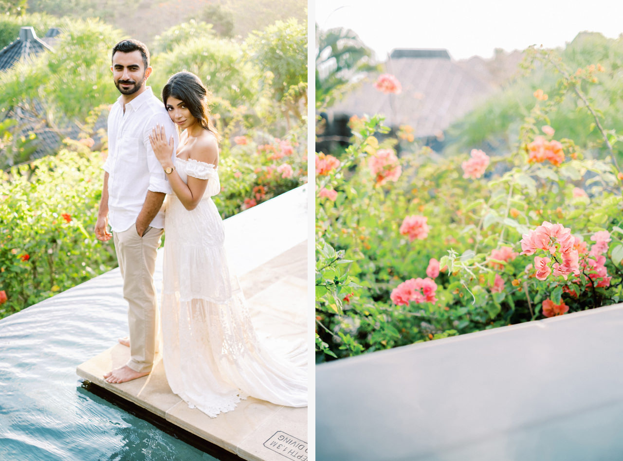 S&A: Bvlgari Resort Bali Honeymoon Photography 11