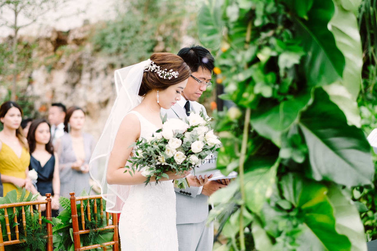 S&A: A Heartfelt Bali Wedding Photography at Pandawa Cliff Estate 31