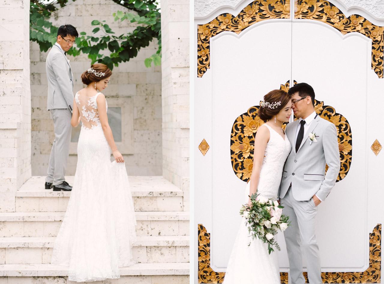 S&A: A Heartfelt Bali Wedding Photography at Pandawa Cliff Estate 43