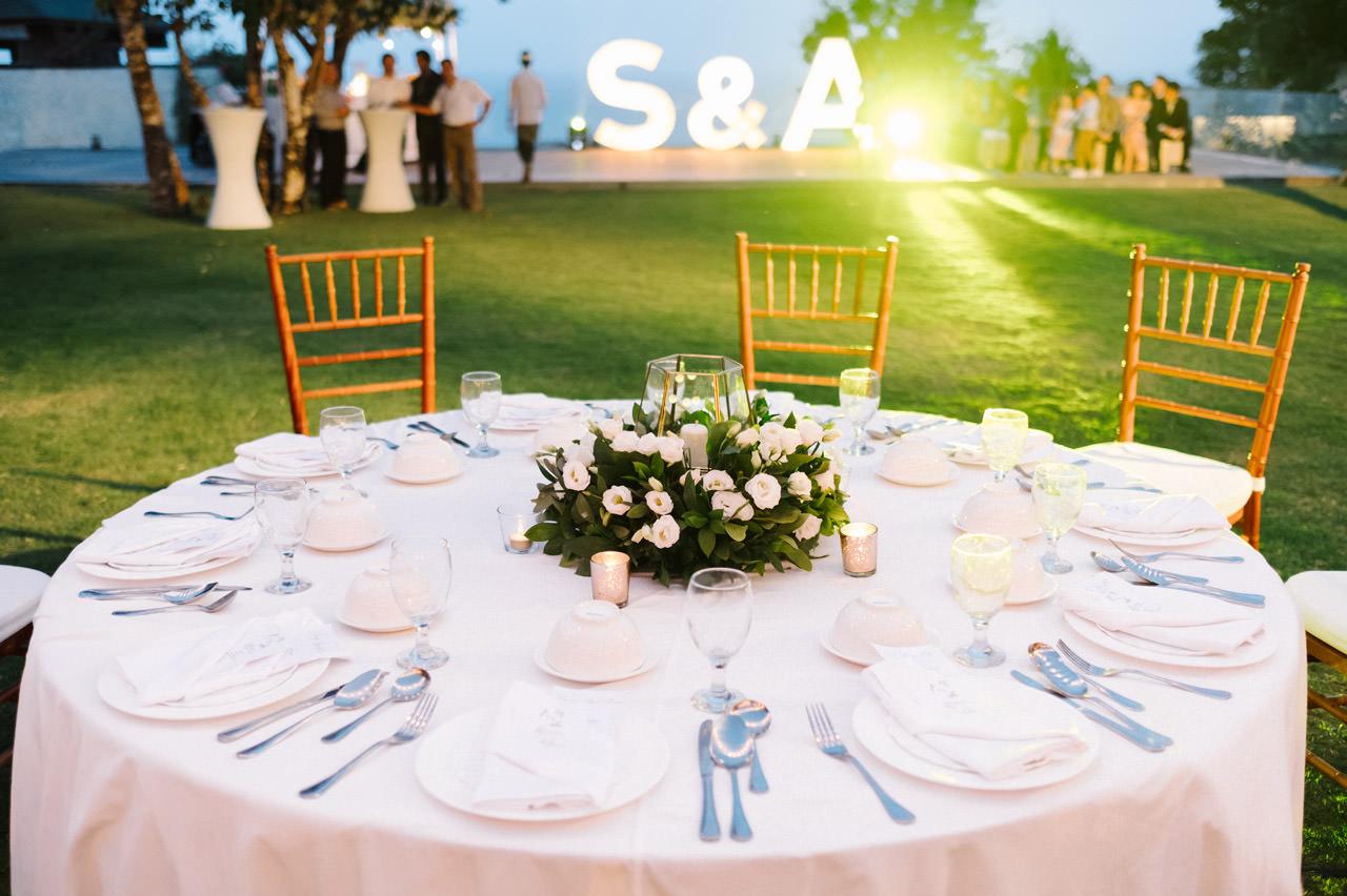 S&A: A Heartfelt Bali Wedding Photography at Pandawa Cliff Estate 45
