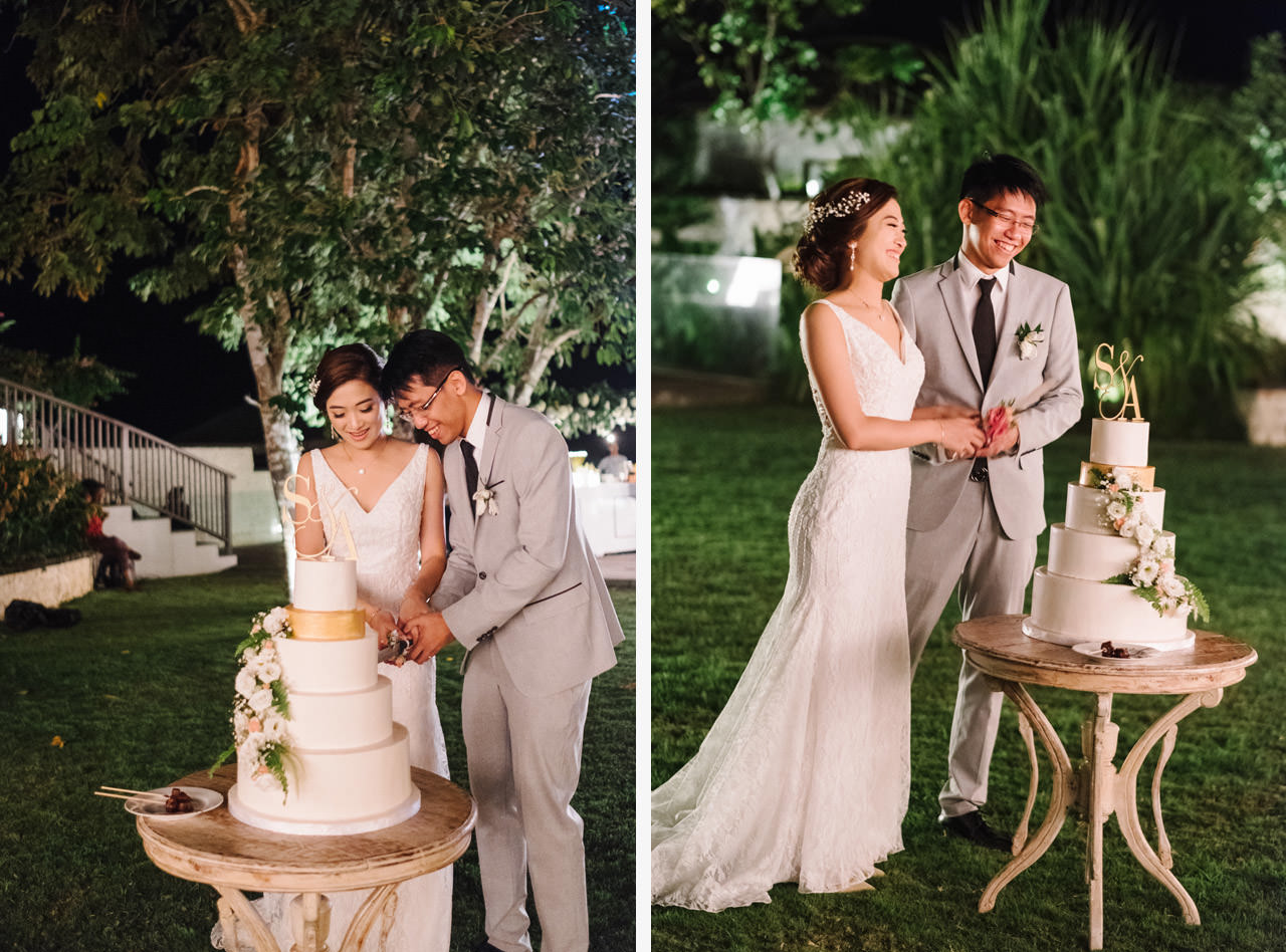 S&A: A Heartfelt Bali Wedding Photography at Pandawa Cliff Estate 57