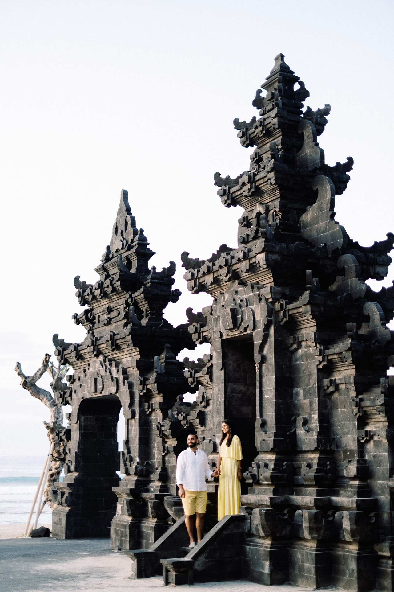Engagement Session Turned Into Surprise Proposal in Bali 1