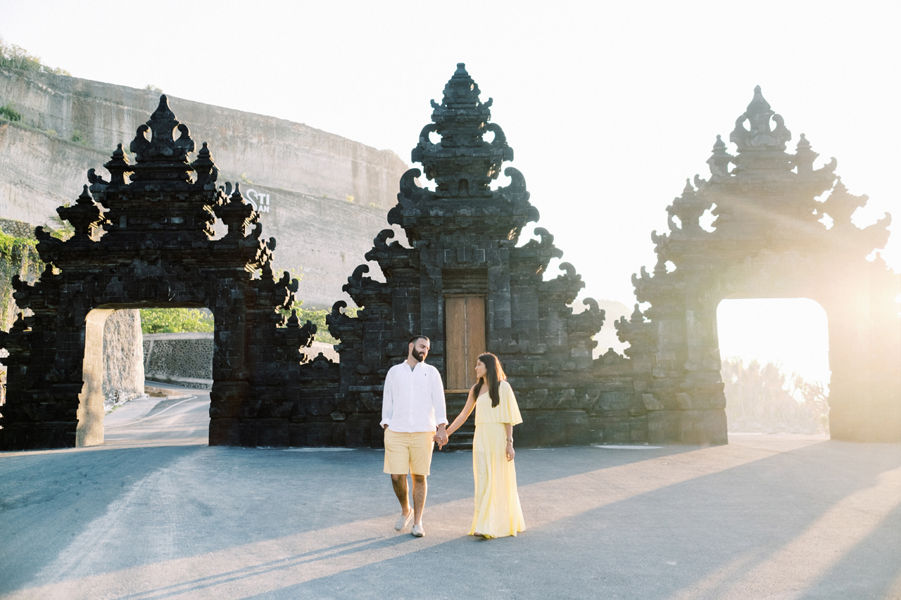 Engagement Session Turned Into Surprise Proposal in Bali 4
