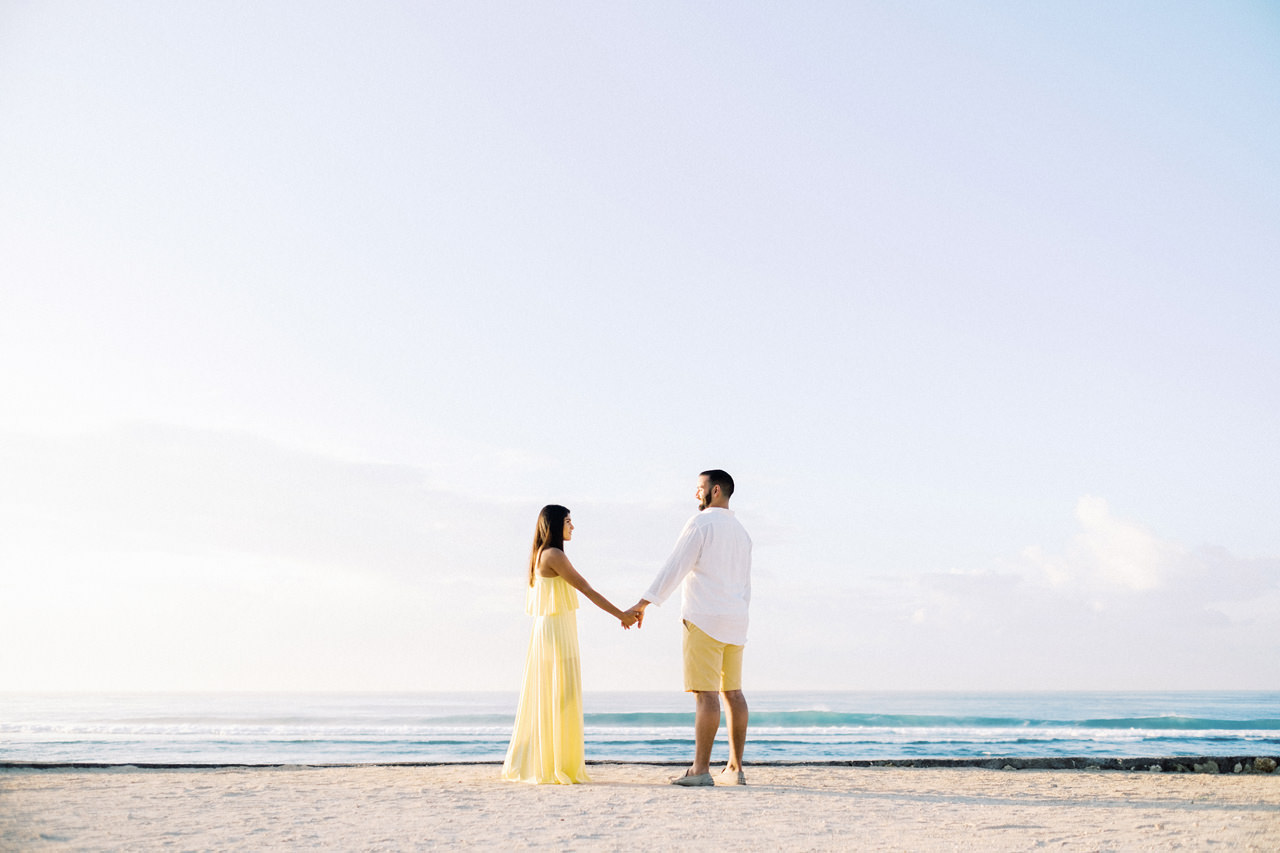 Engagement Session Turned Into Surprise Proposal in Bali 5