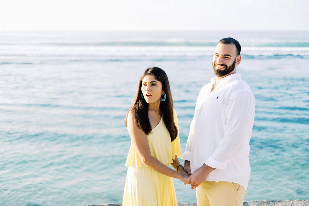 Engagement Session Turned Into Surprise Proposal in Bali 6