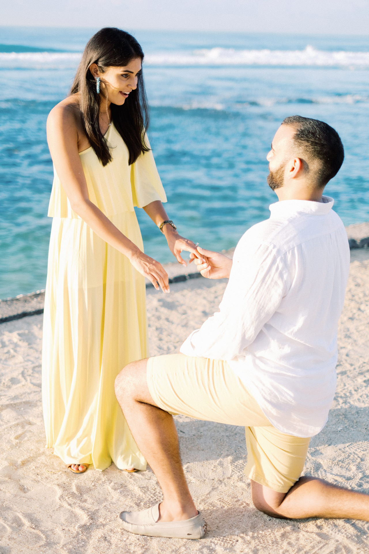 Engagement Session Turned Into Surprise Proposal in Bali 12