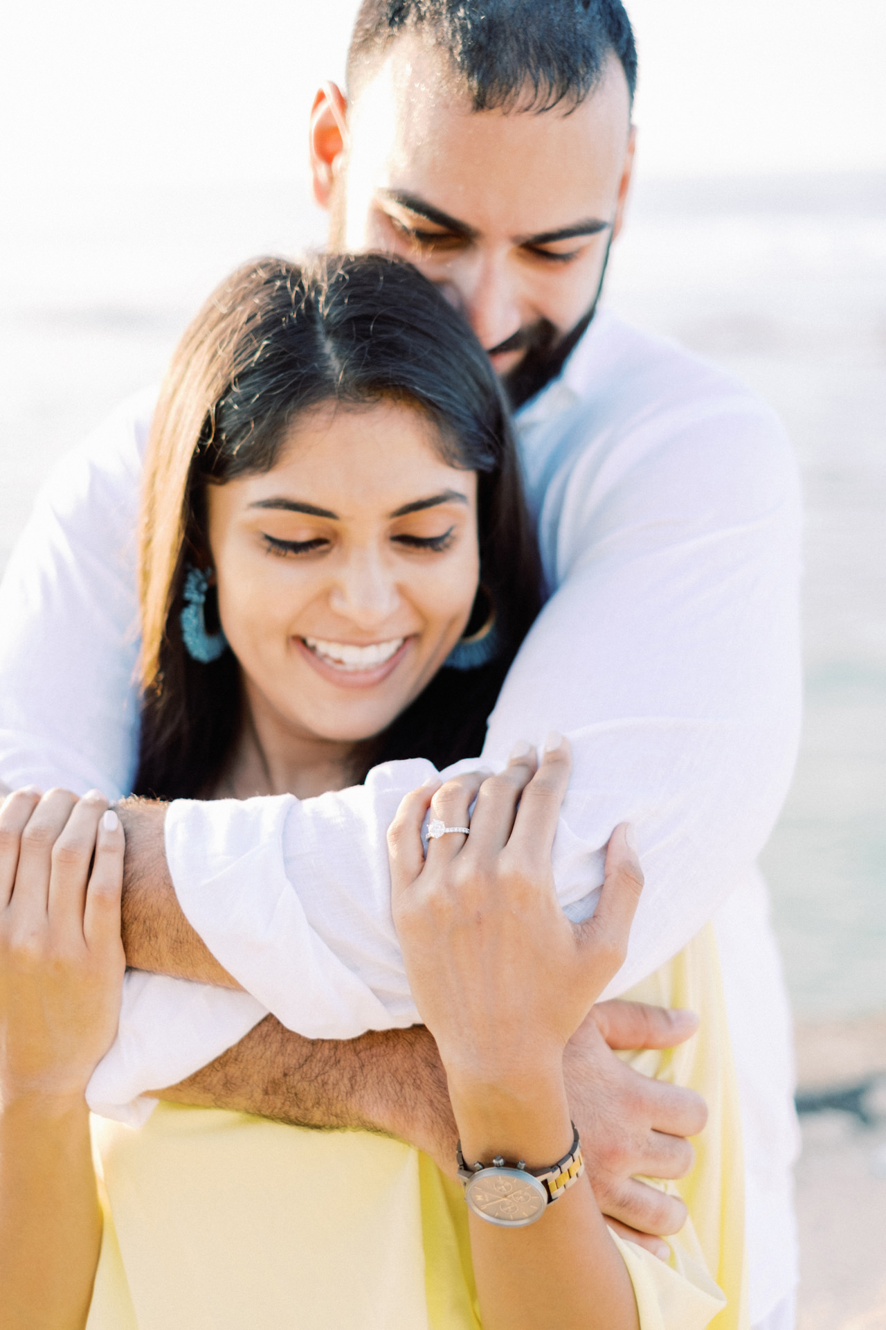 Engagement Session Turned Into Surprise Proposal in Bali 14