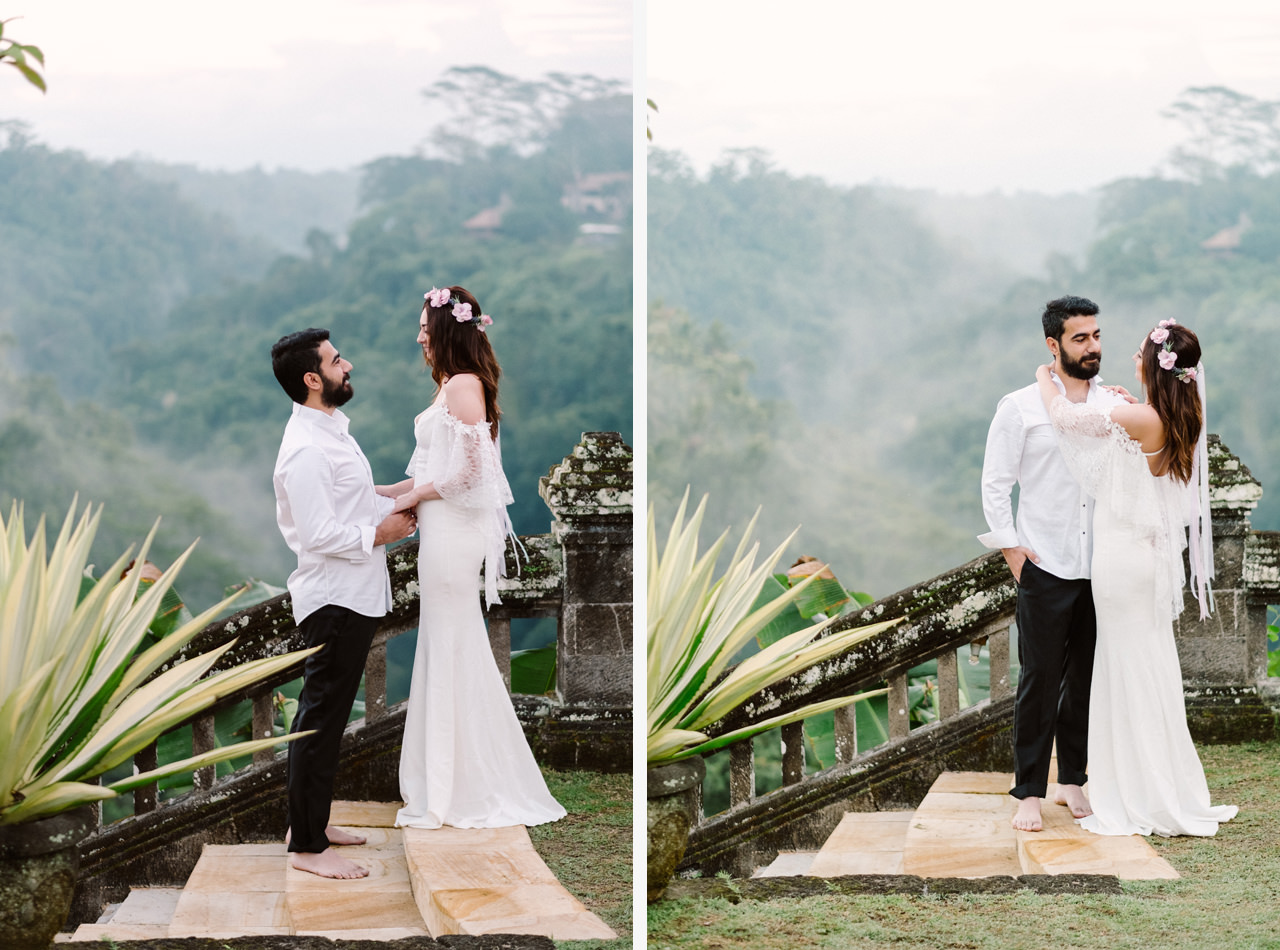 Sibel & Cem: Sweet Newlyweds Ubud Honeymoon Session 2