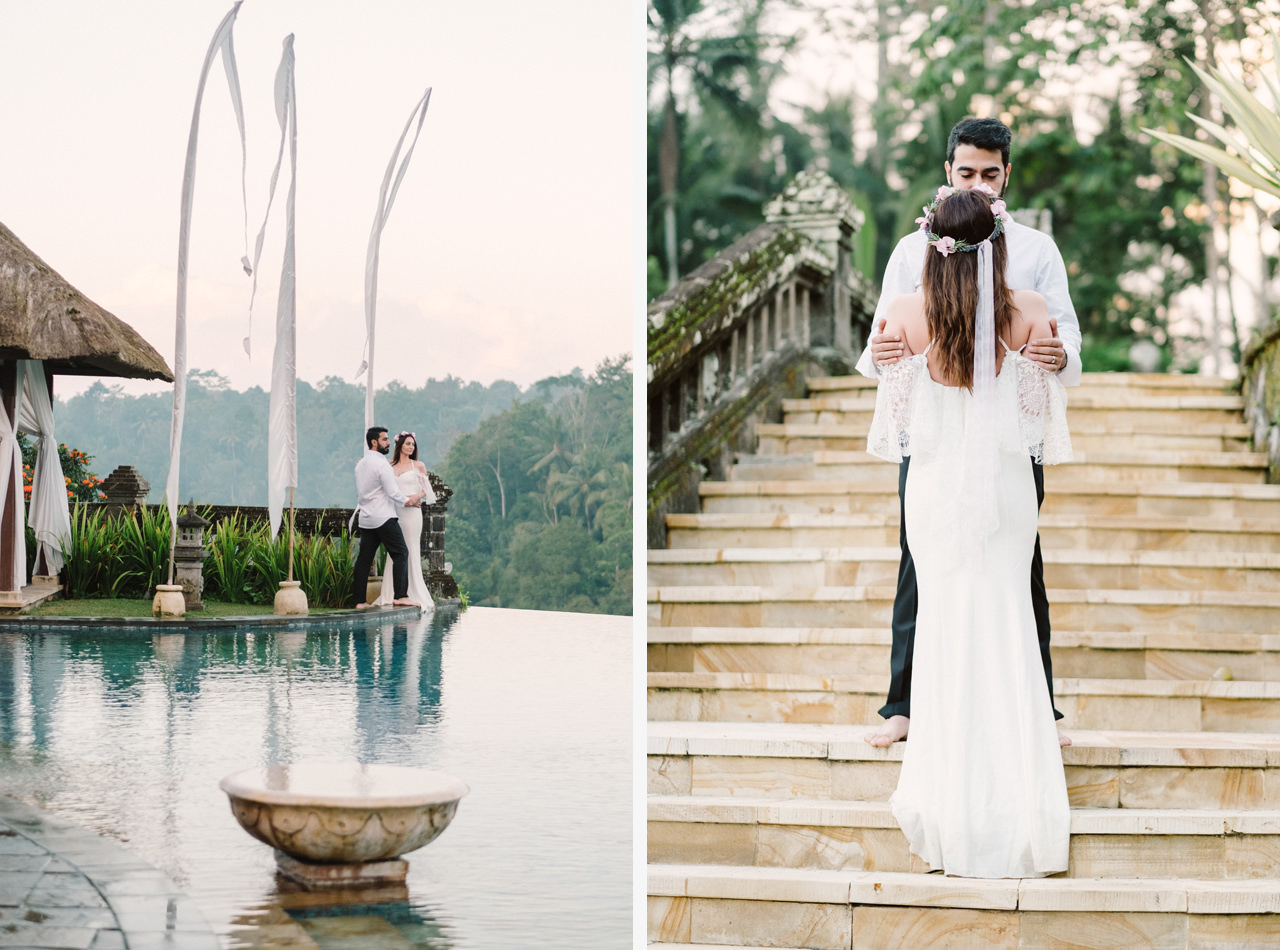 Sibel & Cem: Sweet Newlyweds Ubud Honeymoon Session 3